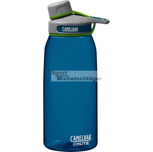 camelbak chute 1 0 liter trinkflasche wandern getr nkeflasche wasserflasche neu ebay. Black Bedroom Furniture Sets. Home Design Ideas